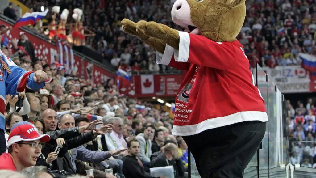 An der Schweizer WM von 2009 in Bern und Kloten gewann Russland den Final gegen Kanada.