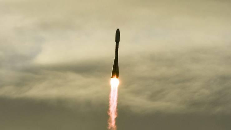 Am Mittwoch erfolgte ein weiterer erfolgreicher Raketenstart für das europäische Erdbeobachtungsprogramm Copernicus. (Symbolbild)