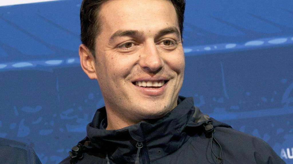 Nachwuchscoach Ante Covic tritt bei Hertha die Nachfolge von Pal Dardai an