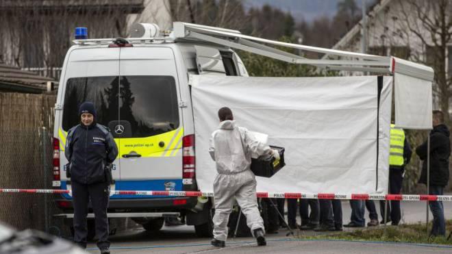 Am 21. Dezember 2015 geschah die Tat: Vier Menschen starben kurz vor Weihnachten. Foto: Keystone