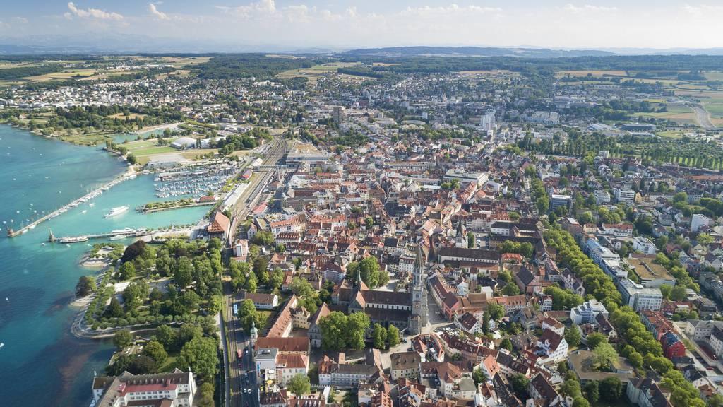 Der Schweizerische Erdbebendienst registrierte am Mittwochmorgen bei Konstanz erneut einen spürbaren Erdstoss.