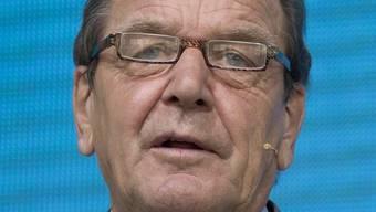 Gerhard Schröder (Archivbild).