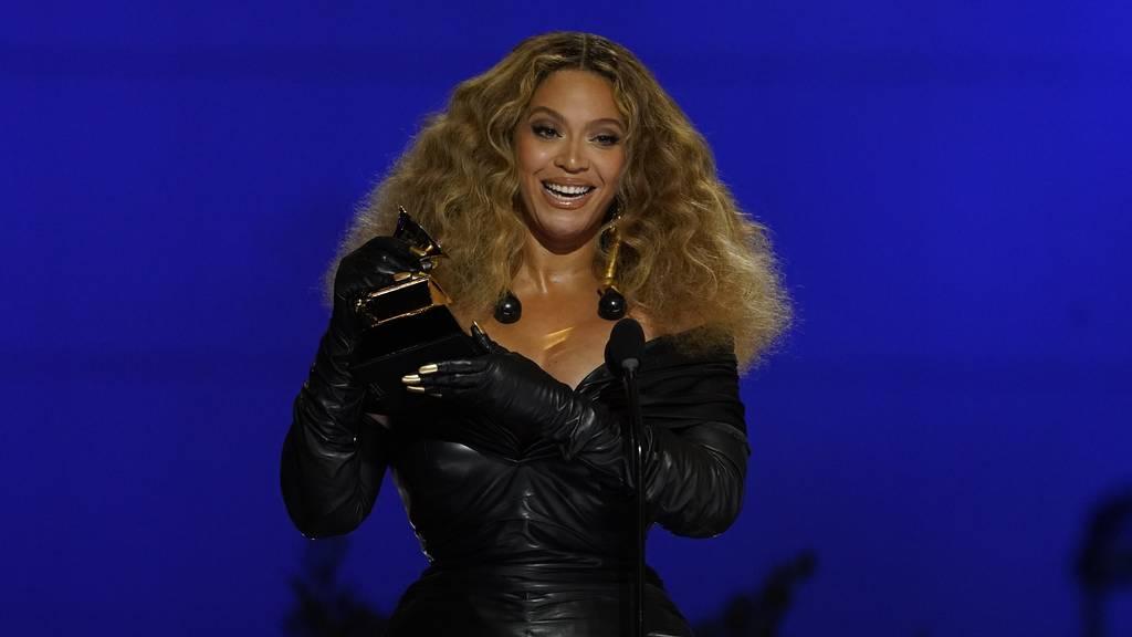 28. Auszeichnung: Beyoncé knackt den Preis-Rekord