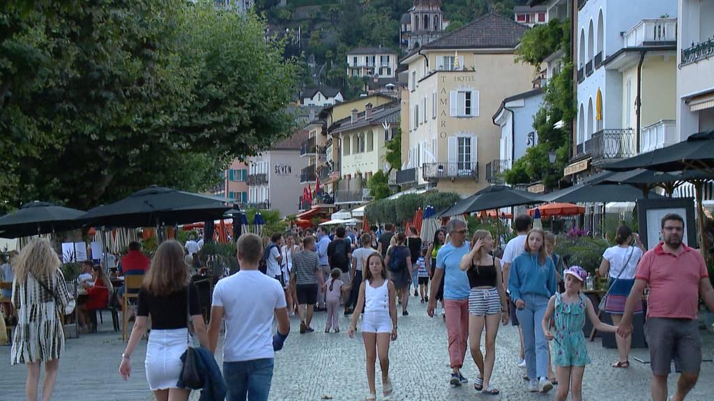 Tessiner Tourismus in Sorge: Was kommt nach den Sommerferien?