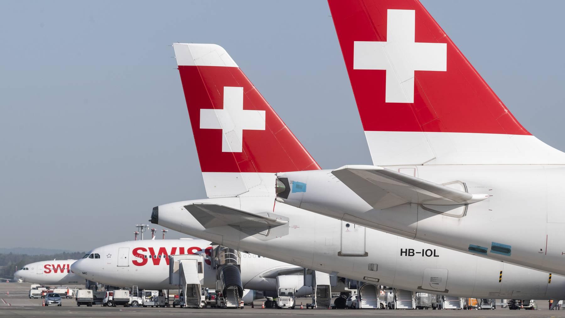 Für die Lufthansa ein lukratives Drehkreuz: Der Flughafen Zürich.