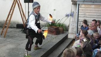 Familientag der BEKB auf Schloss Neu-Bechburg