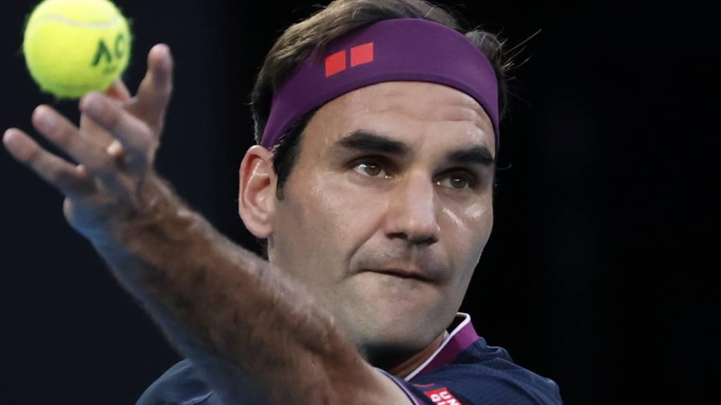 Roger Federer verzichtet wie erwartet auf eine Teilnahme am Australian Open in Melbourne