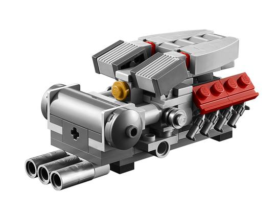 Ferrari F40 von Lego