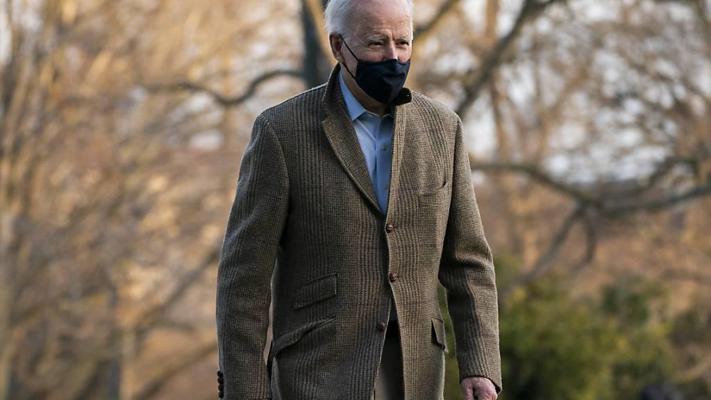 Biden verzichtet auf Rücktrittsappell an Cuomo