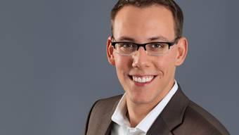 Fabian Gloor (CVP) geht gestärkt in den Wahlkampf um das Gemeindepräsidium.