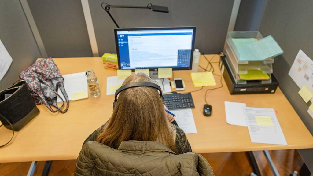 Heftige Kritik an «Massenentlassungen» beim Aargauer Contact-Tracing