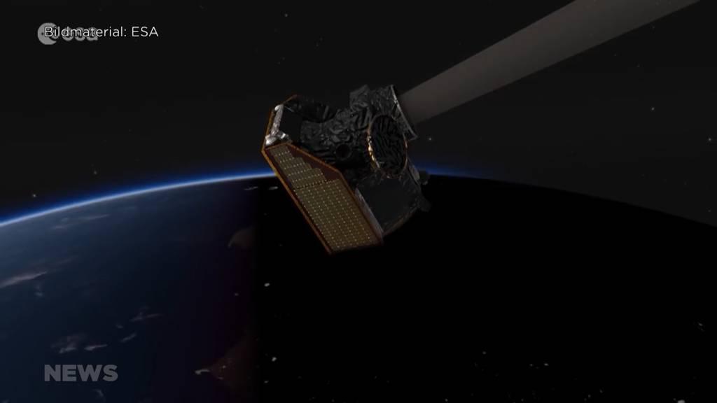 """Forschungssatellit """"Cheops"""": Meilenstein für Schweizer Raumfahrt"""