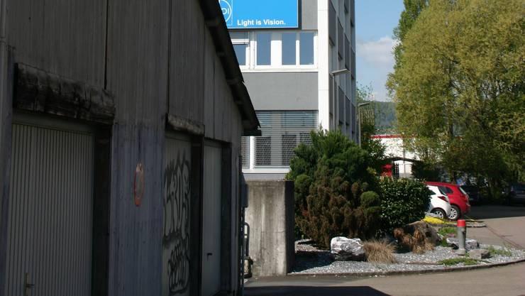 Am Standort an der Wiesenstrasse werden bald 6 Coworking-Arbeitsplätze sowie 10 Einzelbüros angeboten.