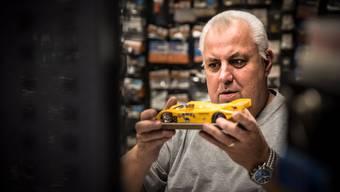Dottikon Bernhard Drenowatz hat mit der Firma RPM Slotracing seine grosse Leidenschaft zum Beruf gemacht