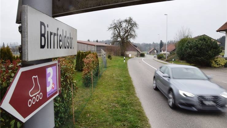 Die Birrfeldstrasse soll umfassend saniert werden.