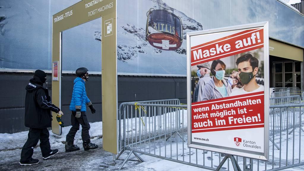 Keine generelle Zertifikatspflicht in Schweizer Skigebieten