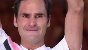 Jedes Jahr wertet die Suchmaschine Google die meist gesuchten Begriffe aus. Roger Federer's Australian Open-Sieg landet nur auf Platz 5.
