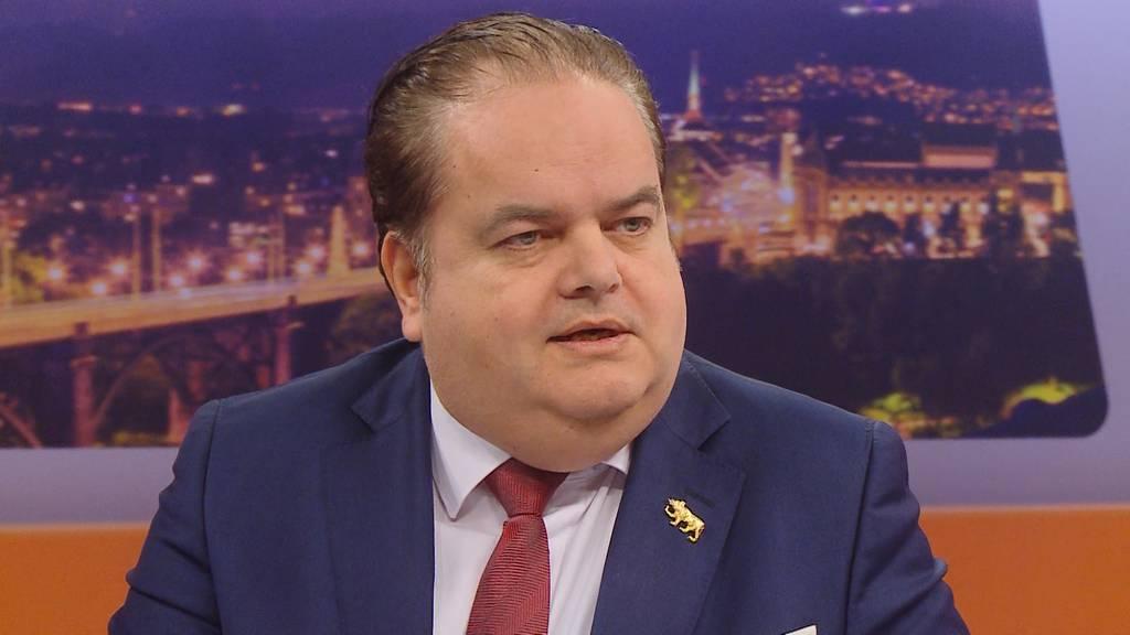 Gemeinderatskandidat Thomas Fuchs