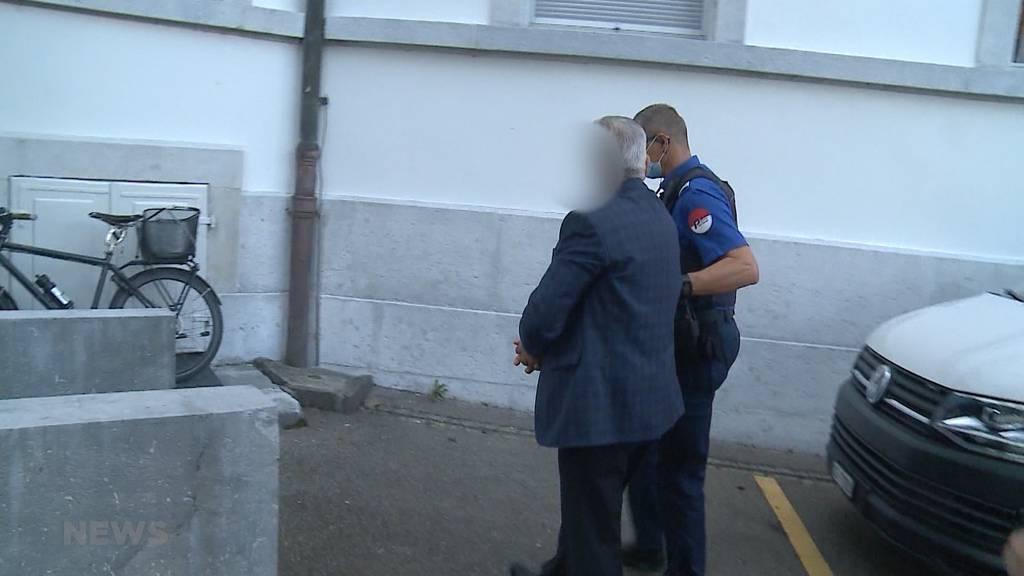 Mordprozess Gerlafingen: 57-Jähriger gesteht seinen Schwiegersohn erschossen zu haben