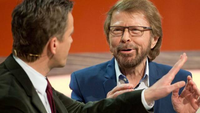 """Björn Ulvaeus bei """"Wetten, dass...?"""": Kein ABBA-Revival."""