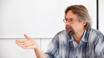 Franz Ziegler, Leiter der Fachstelle Kinderschutz.