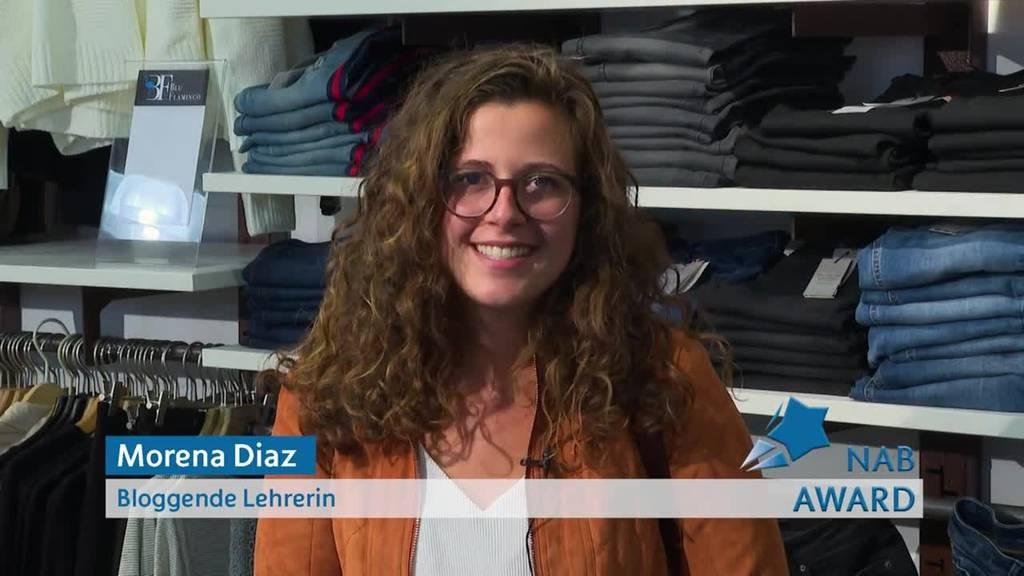 NAB-Kandidatin 2019: Morena Diaz