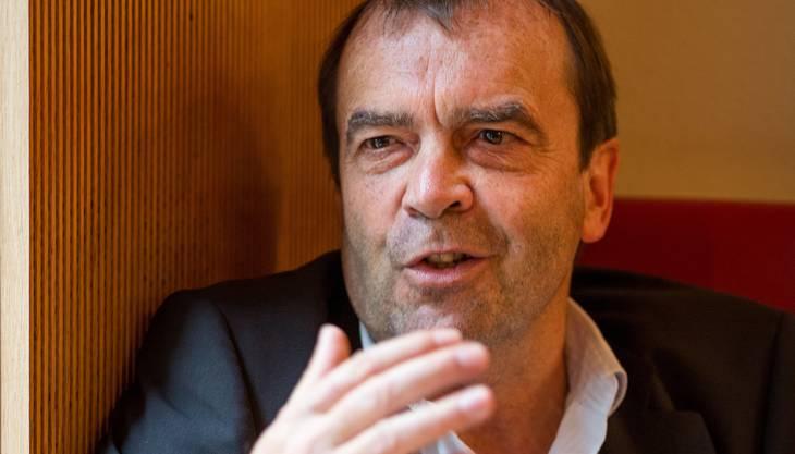 Jürg Caflisch: «Es ging uns nie darum, die Wirtschaft zu verhindern.»