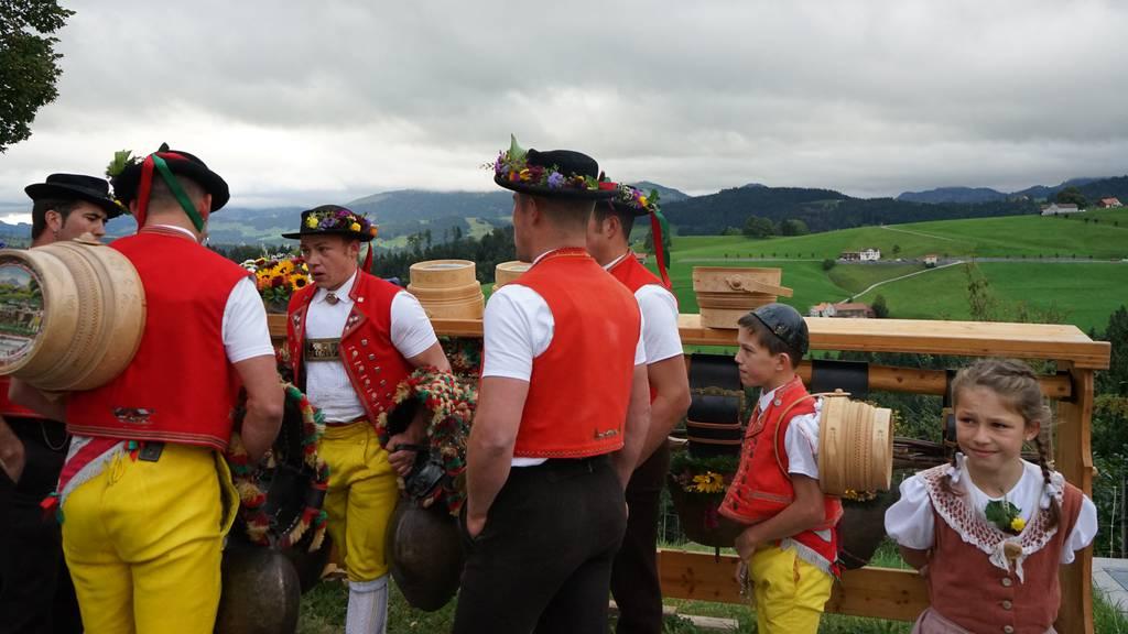 Viehschau Schwellbrunn: «Wichtiger als Weihnachten oder der 1. August»