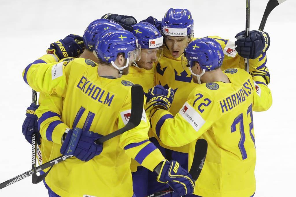 WM-Final Schweiz gegen Schweden (© Keystone)