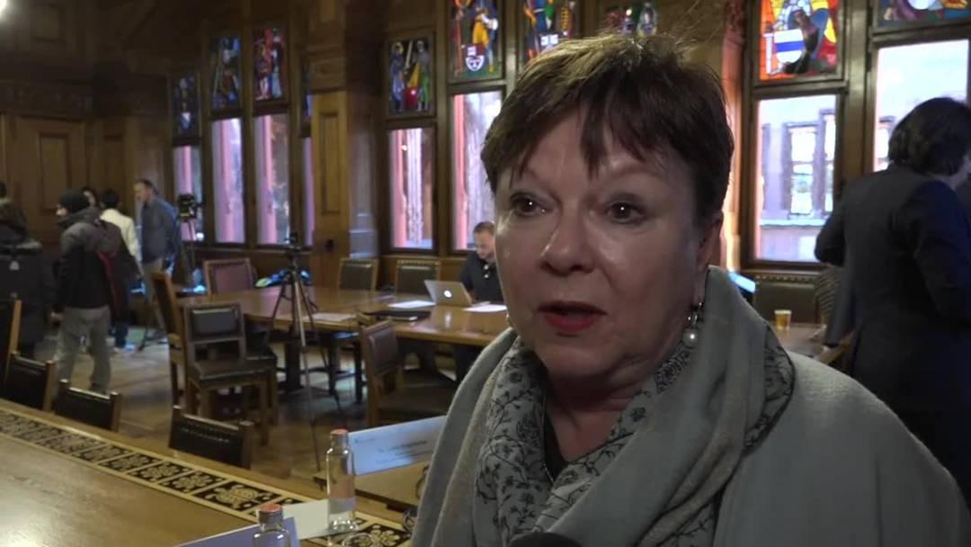 «Ich bin sehr traurig und enttäuscht»: Obfrau des Basler Fasnachts-Comités bricht die Stimme