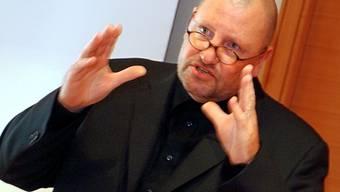 Der Financier Dieter Behring, dem die Bundesanwaltschaft Geldwäscherei und Betrug vorwirft. (Archiv)