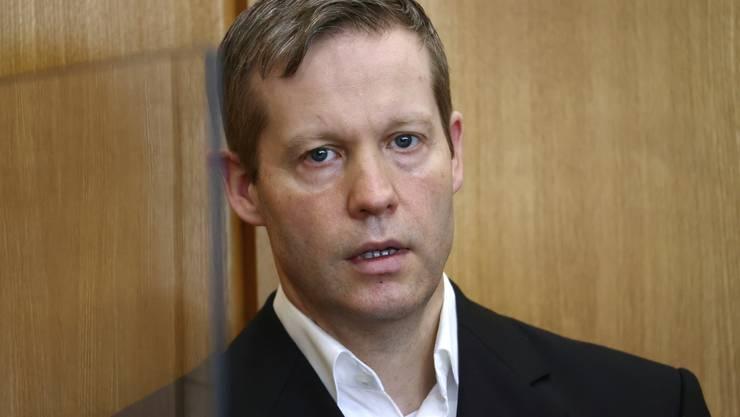 Der Täter: Stephan Ernst hat vor dem Oberlandesgericht Frankfurt überraschend den Mord am CDU-Politiker Walter Lübcke gestanden.