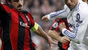 Cristiano Ronaldo Torschütze gegen Milan