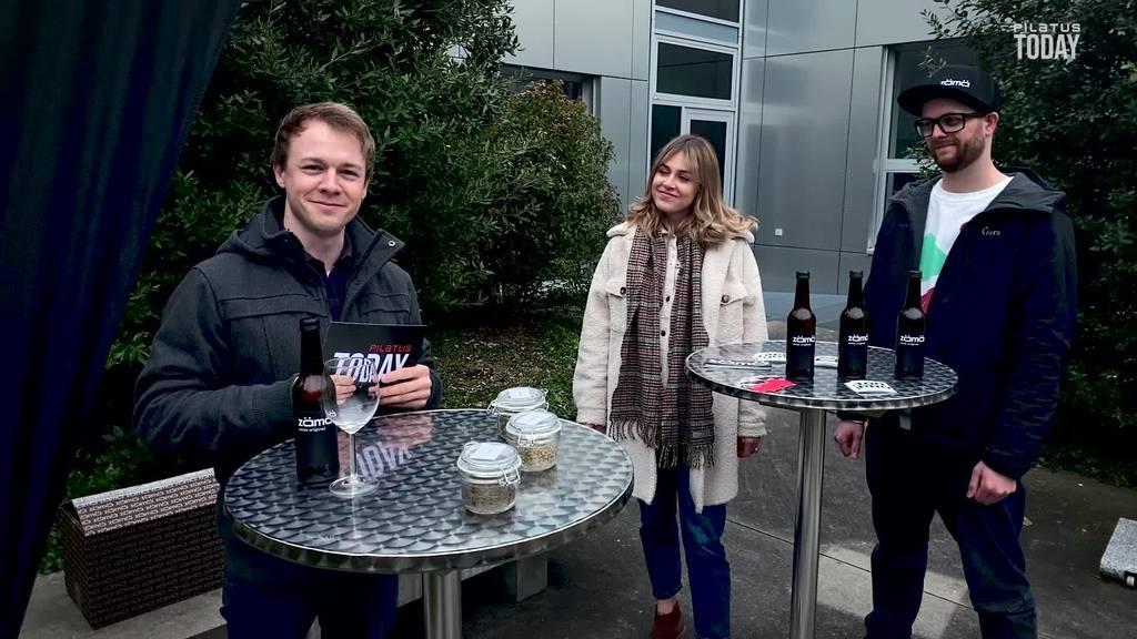 Wir haben den ZÄMÄ-Drink getestet – Spoiler: Er schmeckt köstlich!