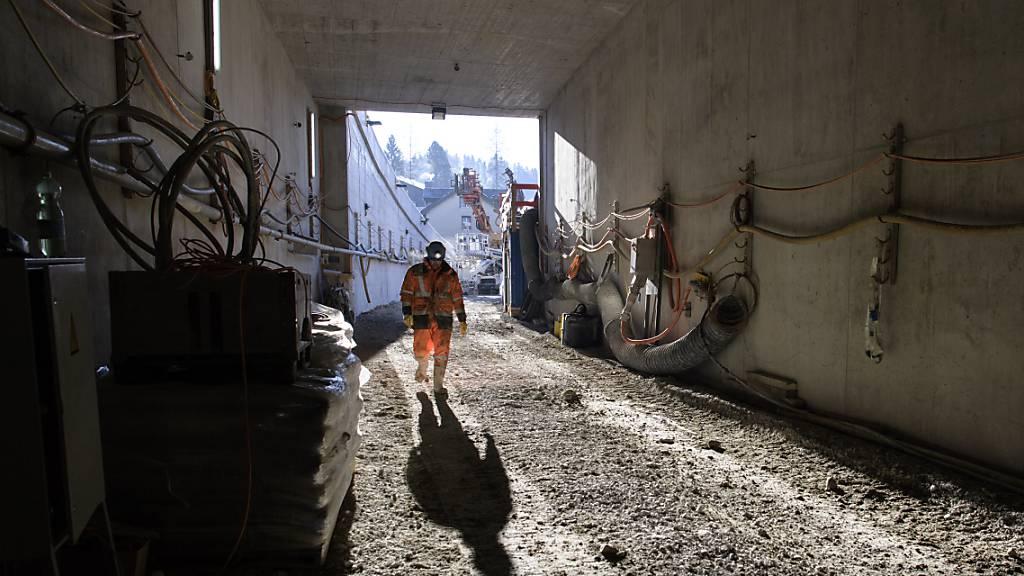 Keine Tunnelabstimmung in Teufen – nur Doppelspurausbau möglich