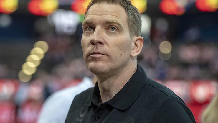 Handball-Nationaltrainer Michael Suter reist mit seiner Mannschaft nach Göteborg