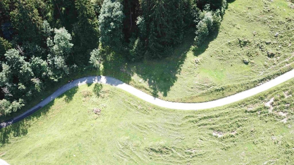 E-Bike-Fahrerin in Flumserberg Portels tödlich verunglückt