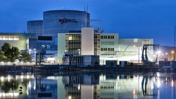 Nach dem Block 1 des AKW Beznau im Kanton Aargau geht am Freitag auch der Block 2 für die Revision vom Netz.