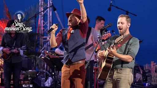 Kunz und Dodo singen «Hippie-Bus»