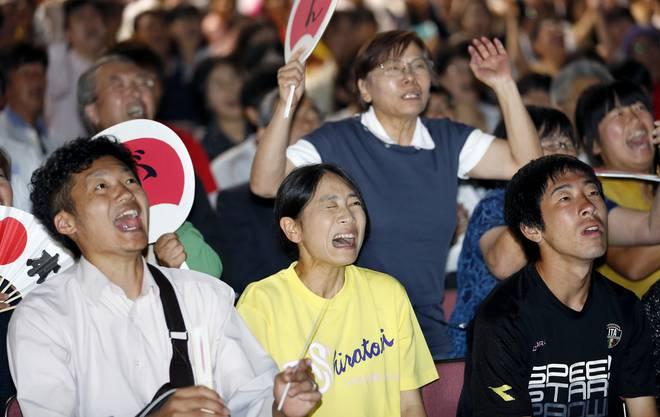 Welcher Japaner schaffte es als Erster in den Final?