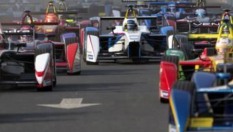 Wird das Formel E-Rennen am 10. Juni 2018 in Zürich stattfinden? Der Stadtrat hat es nun bewilligt . (Archivbild)