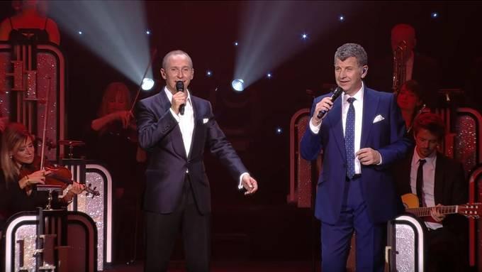 Helmut Lotti & Semino Rossi singen Duett