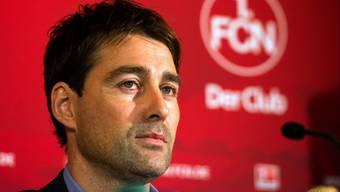 René Weiler ist mittlerweile Trainer beim 1. FC Nürnberg in der 2. Bundesliga.