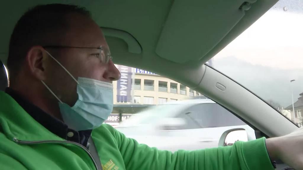 Ex-Top-Schwinger Adi Laimbacher wird Taxi-Unternehmer