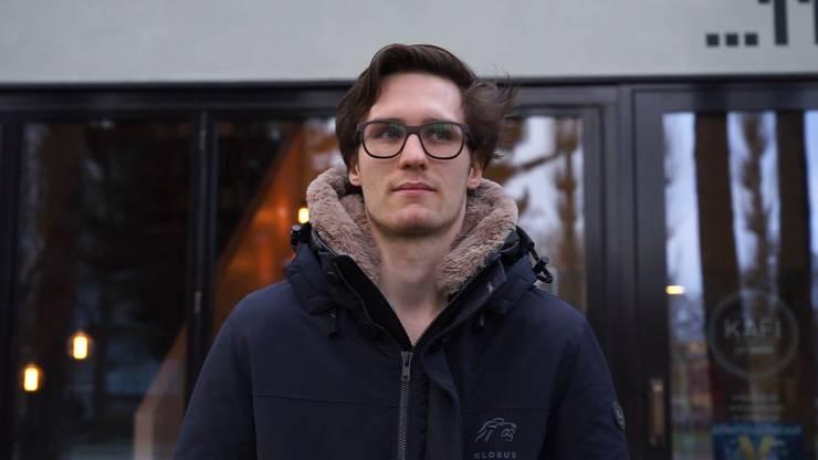 Ur-Zürcher: Pius Suter zeigt seine Heimat.
