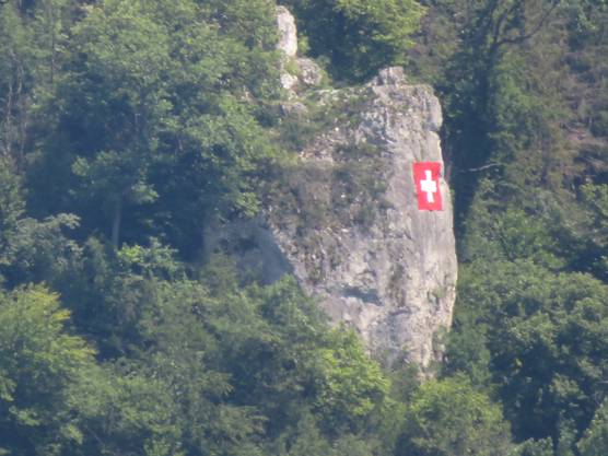 Liestal zeigt die Verbundenheit zur Schweiz.