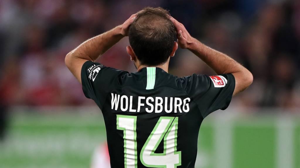 Dank Mehmedi bleibt Wolfsburg ungeschlagen