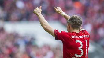 """Wars das mit Bastian Schweinsteiger und dem FC Bayern? Laut der """"Bild""""-Zeitung wechselt der 30-Jährige zu Manchester United"""