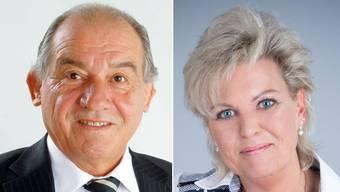 Die Oetwiler wählen am 14. Juni einen neuen Friedensrichter: Zur Wahl stehen Enrico Denicolà (SVP) und Gabriela Kleiner (FDP).