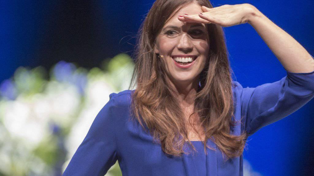 Susanne Wille kehrt als Moderatorin zur Nachrichtensendung «10vor10» zurück. Sie war zuvor bereits von 2001 bis 2011 in dieser Funktion tätig gewesen. (Archivbild)